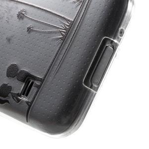 Gelový kryt na mobil Samsung Galaxy S5 mini - láska - 4