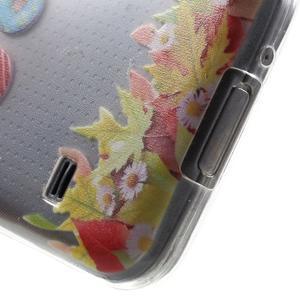 Gelový kryt na mobil Samsung Galaxy S5 mini - donut - 4
