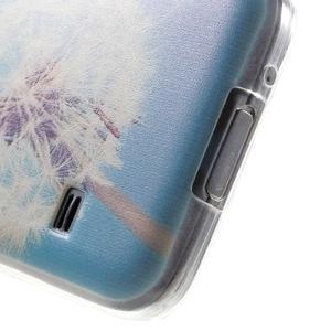 Gelový kryt na mobil Samsung Galaxy S5 mini - pampeliška - 4