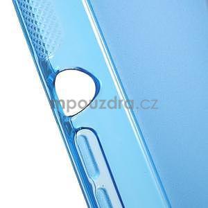 S-line gelový obal pro Sony Xperia E4g - modrý - 4