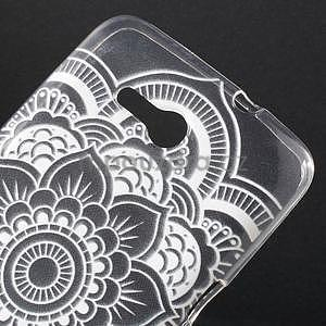 Gelový obal na Sony Xperia E4g - henna - 4