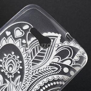 Gelový obal na Sony Xperia E4g - lotos - 4
