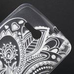 Gelový obal na Sony Xperia E4g - lotos - 4/5
