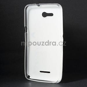 Gelový obal na Sony Xperia E4g - smile - 4