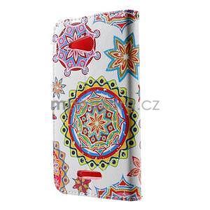 Peněženkové pouzdro na Sony Xperia E4g - mandala - 4
