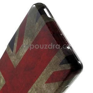 Gelový obal na Sony Xperia Z3 Compact - UK vlajka - 4