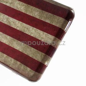 Gelový obal na Sony Xperia Z3 Compact - US vlajka - 4