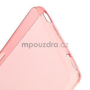 Ultra tenký slim obal na Sony Xperia Z3 Compact - červený - 4