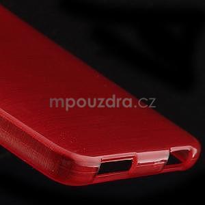 Broušený kryt na Xiaomi 4 MI4 - červený - 4