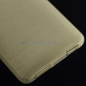 Broušený kryt na Xiaomi 4 MI4 - zlatý - 4