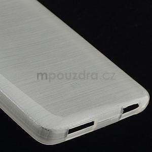 Broušený kryt na Xiaomi 4 MI4 - bílý - 4