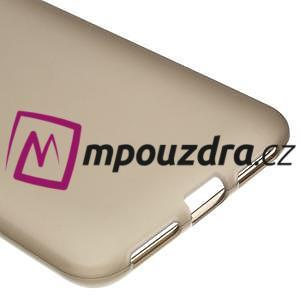 Matný gelový obal na telefon Huawei Y5 II - šedý - 4