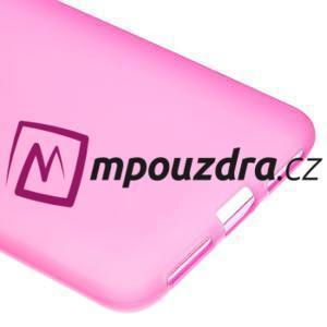 Matný gelový obal na telefon Huawei Y5 II - rose - 4