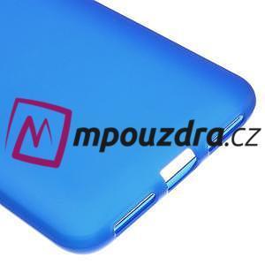 Matný gelový obal na telefon Huawei Y5 II - modrý - 4