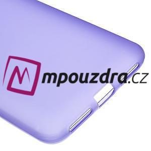 Matný gelový obal na telefon Huawei Y5 II - fialový - 4