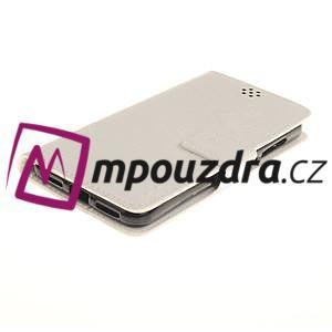 Dandelion PU kožené pouzdro na Huawei Y5 II - bílé - 4