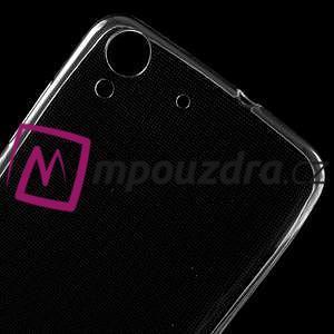 Superslim gelový obal na mobil Huawei Y6 II a Honor 5A - transparentní - 4