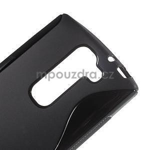 Černý gelový obal S-line na LG G4c H525n - 4
