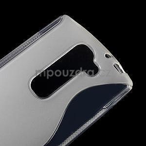 Transparentní gelový obal S-line na LG G4c H525n - 4