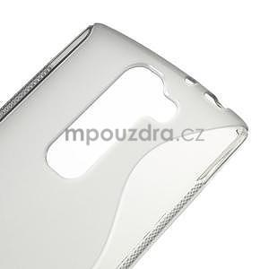 Šedý gelový obal S-line na LG G4c H525n - 4