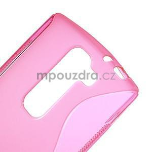 Rose gelový obal S-line na LG G4c H525n - 4