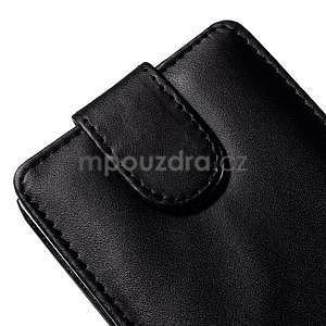 Černé flipové pouzdro na LG G4c H525n - 4