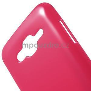 Rose gelový kryt pro Samsung Galaxy J5 - 4