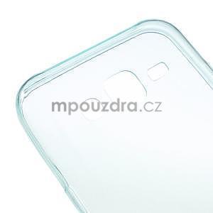 Ultra tenký slim gelový obal pro Samsung Galaxy J5 - světle modrý - 4