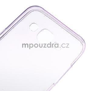 Ultra tenký slim gelový obal pro Samsung Galaxy J5 - fialový - 4