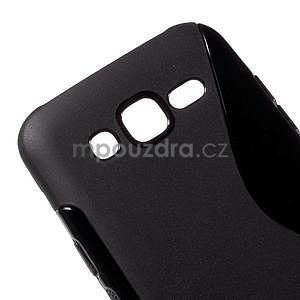S-line gelový kryt na Samsung Galaxy J5 - černý - 4