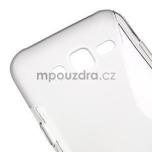 S-line gelový kryt na Samsung Galaxy J5 - šedý - 4