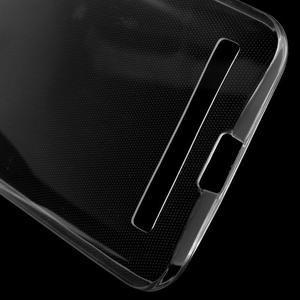 Ultratenký slim obal na Asus Zenfone 2 Laser - transparentní - 4