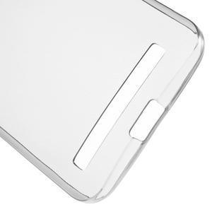 Ultratenký slim obal na Asus Zenfone 2 Laser - šedý - 4