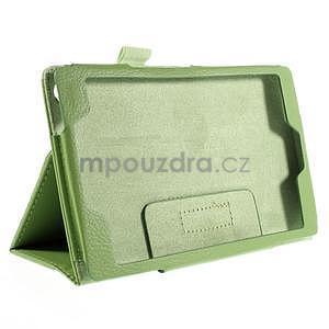 Koženkové pouzdro na tablet Asus ZenPad 7.0 Z370CG - zelené - 4