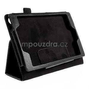 Koženkové pouzdro na tablet Asus ZenPad 7.0 Z370CG - černé - 4