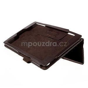 Koženkové pouzdro na tablet Asus ZenPad 7.0 Z370CG - coffee - 4