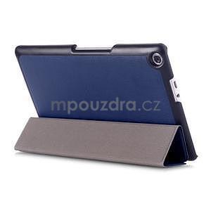 Třípolohové pouzdro na tablet Asus ZenPad 8.0 Z380C - tmavěmodré - 4
