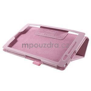 Safety polohovatelné pouzdro na tablet Asus ZenPad 8.0 Z380C - růžové - 4