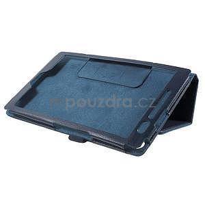 Safety polohovatelné pouzdro na tablet Asus ZenPad 8.0 Z380C - tmavěmodré - 4