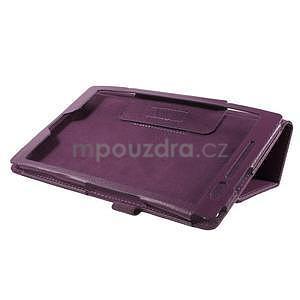 Safety polohovatelné pouzdro na tablet Asus ZenPad 8.0 Z380C - fialové - 4