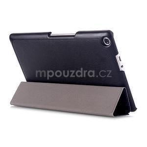 Třípolohové pouzdro na tablet Asus ZenPad 8.0 Z380C - černé - 4