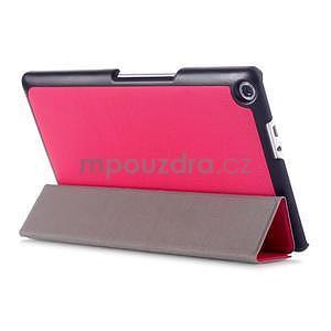 Třípolohové pouzdro na tablet Asus ZenPad 8.0 Z380C - rose - 4