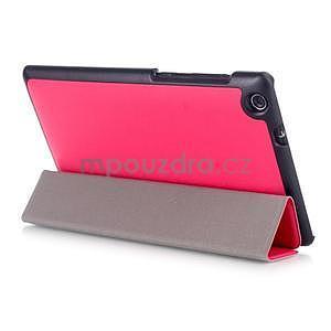 Trifold pouzdro na tablet Asus ZenPad C 7.0 Z170MG - rose - 4