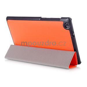 Trifold pouzdro na tablet Asus ZenPad C 7.0 Z170MG - oranžové - 4
