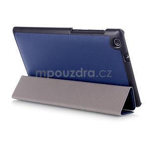 Trifold pouzdro na tablet Asus ZenPad C 7.0 Z170MG - tmavěmodré - 4