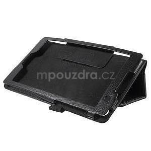 Safety koženkové pouzdro na Asus ZenPad C 7.0 Z170MG - černé - 4