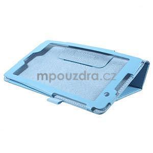 Safety koženkové pouzdro na Asus ZenPad C 7.0 Z170MG - světlemodré - 4