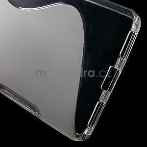 Transparentní gelový kryt S-line na Huawei Honor 7 - 4