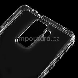 Transparentní gelový obal na telefon Honor 7 - transparentní - 4