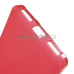 Červené gelové pouzdro na mobil Honor 7 - 4